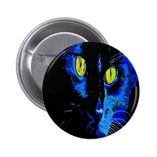 Marley At Midnight: Haunting Halloween Gifts 6 Cm Round Badge