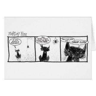 Marley Fish: Evolution Greeting Card