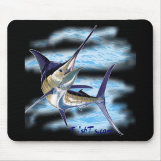 Marlin Collection by FishTs.com Mousemat