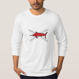 Marlin-Front T Shirts