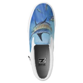 Marlin Hunt Slip On Shoes