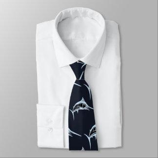 Marlin Pattern Tie