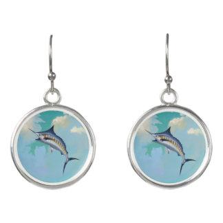 Marlin Sky Earrings