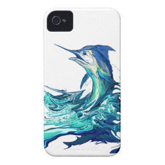 Marlin Sport Fishing iPhone 4 Case