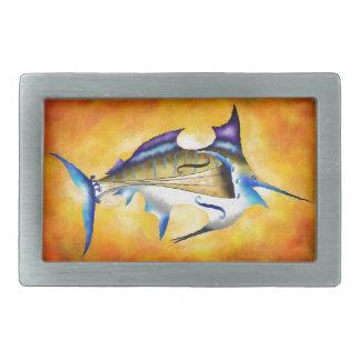Marlinissos V1 - violinfish Belt Buckles