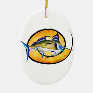 Marlinissos V1 - violinfish witout back Christmas Ornament