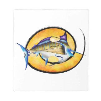 Marlinissos V1 - violinfish witout back Notepad
