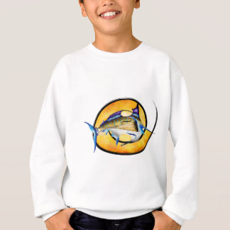 Marlinissos V1 - violinfish witout back Sweatshirt