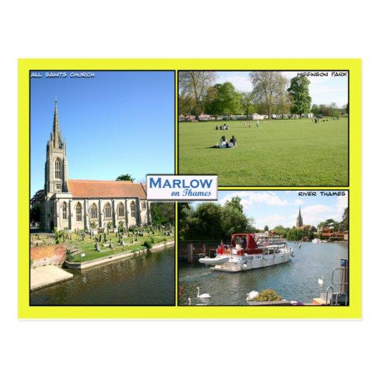 Marlow Postcard