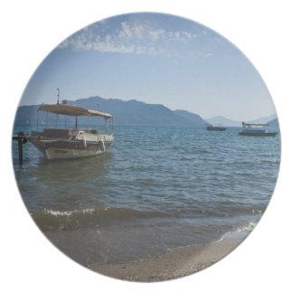 Marmaris Beach Plate