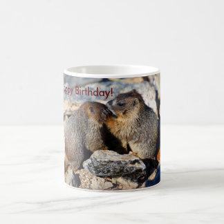 Marmot Coffee Mug