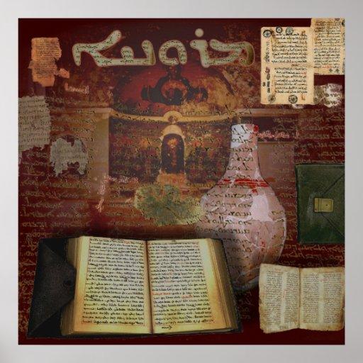 Maronite Syriac Poster