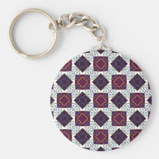 Maroon5 Basic Round Button Key Ring