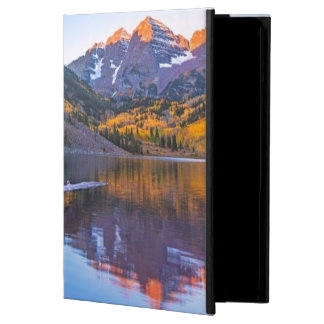 Maroon Bells Alpen Glow Cover For iPad Air