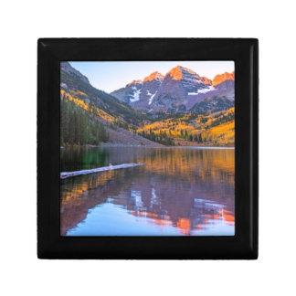 Maroon Bells Alpen Glow Gift Box