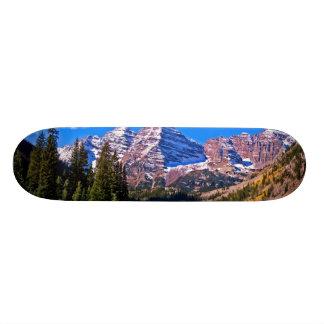 Maroon Bells Skate Board
