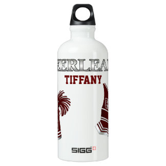 Maroon Cheerleader SIGG Traveller 0.6L Water Bottle