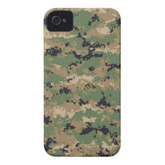 MarPat Digital Woodland Camouflage #2 iPhone 4 Case-Mate Cases