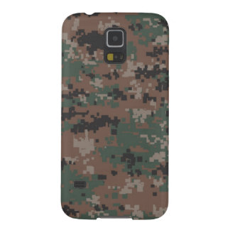 MarPat Digital Woodland Camouflage Galaxy S5 Covers