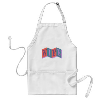 Marquee Wife Standard Apron