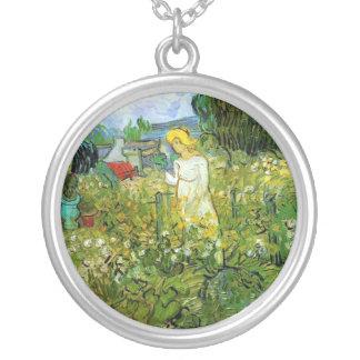 Marquerite Gachet in the Garden Vincent van Gogh Custom Jewelry