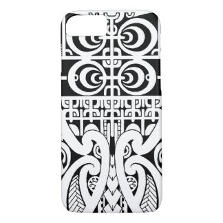 Marquesan tribal tattoo image iPhone 7 case