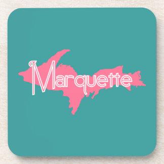 Marquette, Michigan Upper Peninsula Coasters