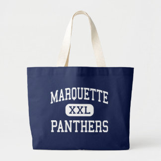 Marquette Panthers Elementary Detroit Bags
