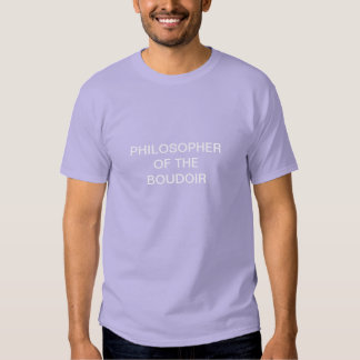 marquis de sade tshirts