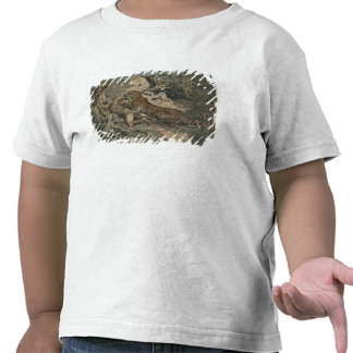 Marquis of Barthelemy wounded by a tiger T-shirt