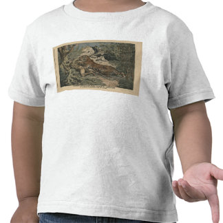 Marquis of Barthelemy wounded by a tiger Shirts