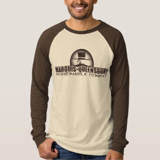 Marquis of Queensbury - Personable Combat T-Shirt