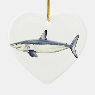 Marrajo - shark - Christmas Adornment Christmas Ornament