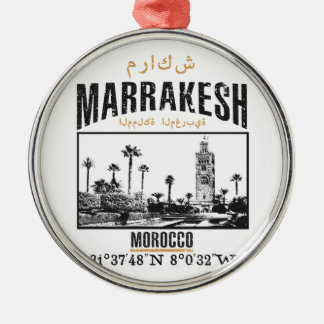 Marrakesh Christmas Ornament