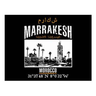Marrakesh Postcard