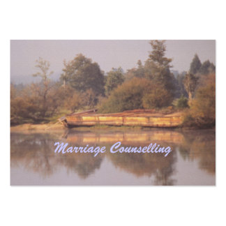 Marriage Counselling Business Cards