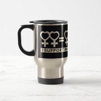 Marriage Equality / One Love custom mugs
