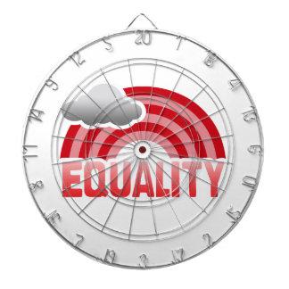 MARRIAGE EQUALITY RAINBOW DARTBOARDS