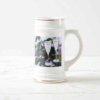 Marriage memories; Wedding blessings Beer Stein
