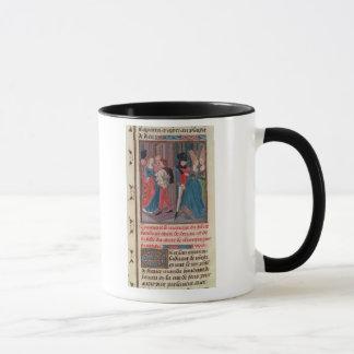 Marriage of Baldwin VI and Marie Mug