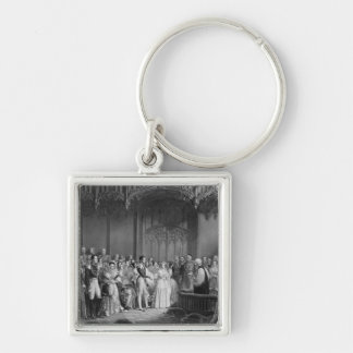 Marriage of Queen Victoria  and Prince Albert Key Ring