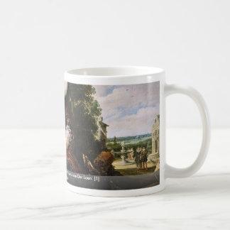 Marriage Portrait Of Isaac Massa Basic White Mug