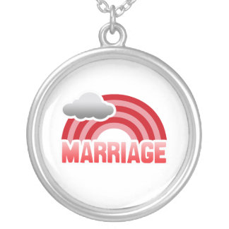 MARRIAGE RAINBOW NECKLACES