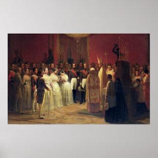 Marriages of Queen Isabella II Poster