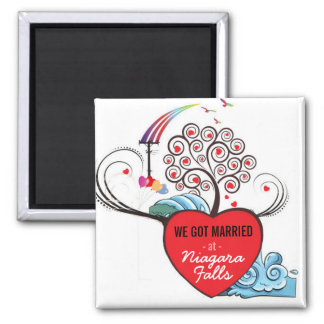 Married at Niagara Falls : Magnet