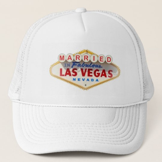 MARRIED IN FABULOUS LAS VEGAS CAP