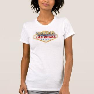 Married In Fabulous Las Vegas Ladies Camisole (Fit T-Shirt