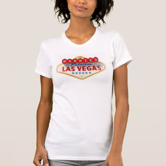 Married In Fabulous Las Vegas Womens Casual Tank S
