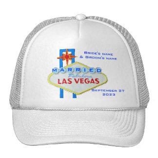 Married in Las Vegas Cap