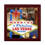 Married In Las Vegas Gift Box